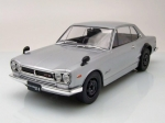 1969 Nissan Skyline 2000 GT-R (KPGC10), Triple9 Collection  1/18