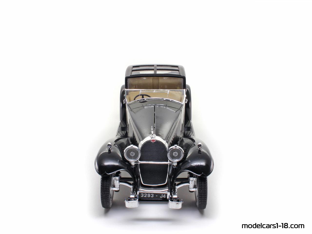 1930 - Bugatti Type 41 Royale Coupe de Ville sedan Solido 1/21 - Gallery