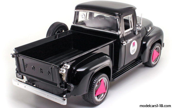 1956 - Ford F-100 Mira 1/18 - Rear Right Side