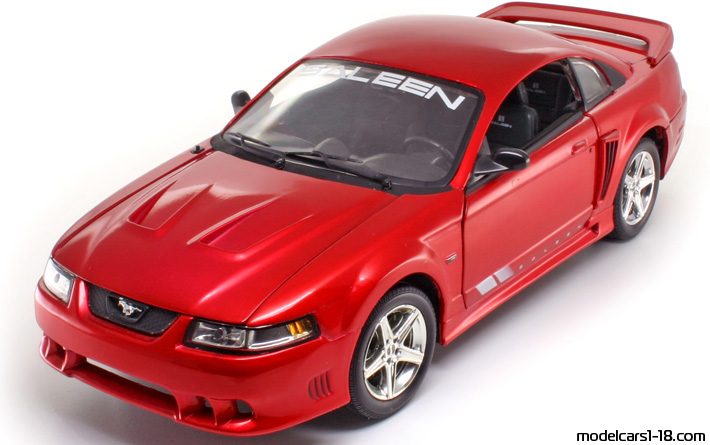 2003 - Ford Mustang Saleen S281, ERTL  1/18