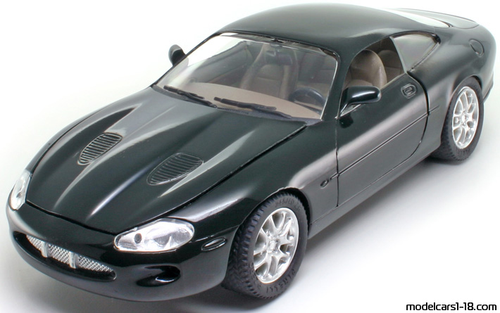 2000 jaguar xkr coupe solido 1 18 details. Black Bedroom Furniture Sets. Home Design Ideas