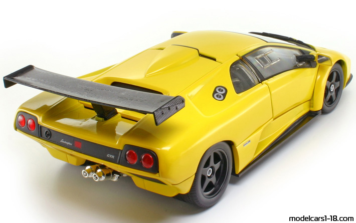 2001 lamborghini diablo gtr coupe hot wheels 1 18 details. Black Bedroom Furniture Sets. Home Design Ideas