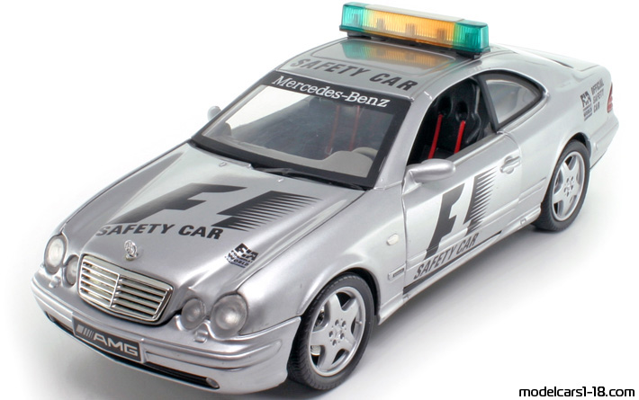 1997 mercedes clk 55 amg w208 safety car coupe anson 1. Black Bedroom Furniture Sets. Home Design Ideas