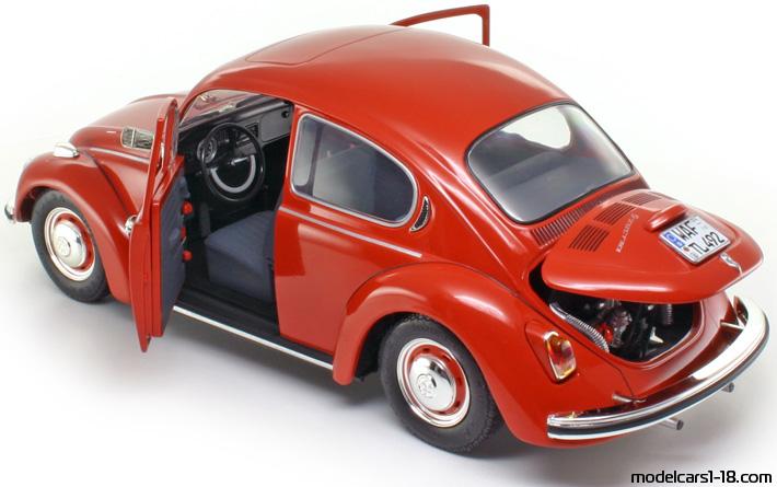 1971 Volkswagen Beetle Kaefer 1302 S Coupe Revell 1 18