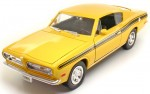 1/18 Plymouth Barracuda 383 1969 Road Signature