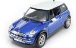 1/18 Mini Cooper 2001 Motor Max, Original box, New